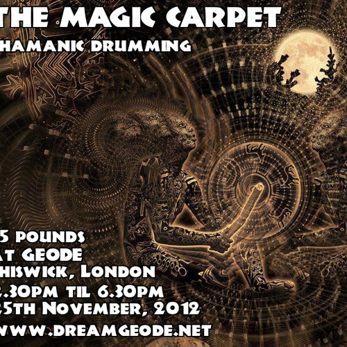 Red Crystal Dragon Bells (Echo MIX) by The Magic Carpet