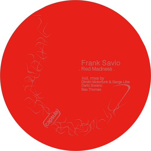 Frank Savio - Red Madness (Dimitri Motofunk & George Libe Remix)
