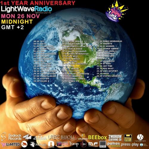 Higgins - Lightwave radio 1st Anniversary Promo mix 2012