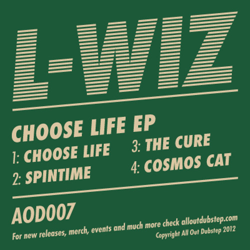 CHOOSE LIFE EP ( AOD 007 ) promo