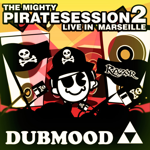 Dubmood - The Mighty Pirate Sessions Volume 2 (2006)