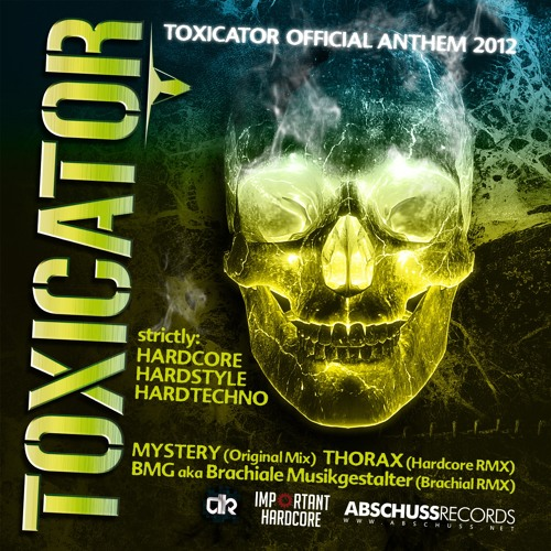 THORAX (Live) - Toxicator 08.12.2012 Liveset
