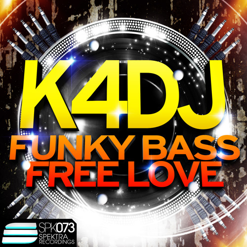 K4DJ - Funky Bass / TOP36 Beatport