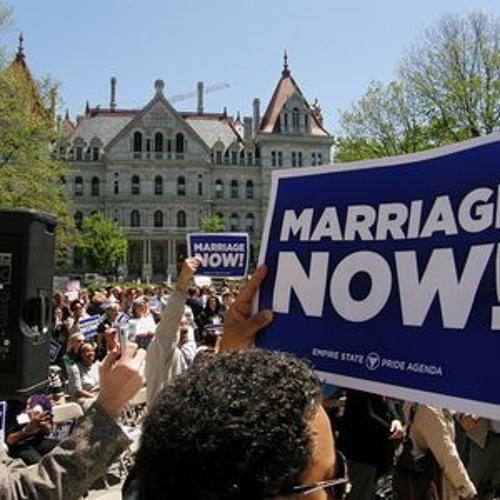 After 40 Years, Gay Clerk Marries Partner