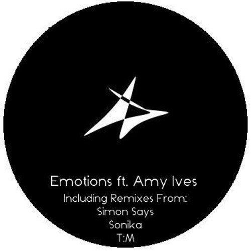 Emotions feat. Amy Ives (Simon Says Remix) - Crypticz (COMING 24th December 2012)