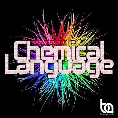 BA150 - Chemical Language - Rainbow