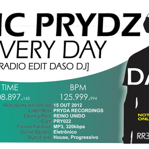 Eric Prydz - Every Day (Radio Edit DASO DJ)