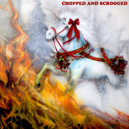 CHOPPED & SCROOGED