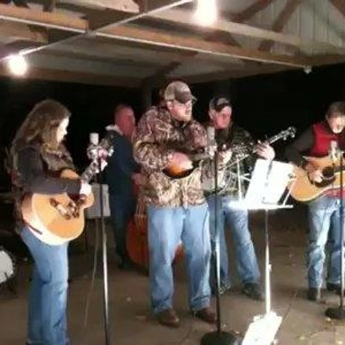 WHITEWATER STOMP- WHITEWATER BLUEGRASS BAND OF MO.