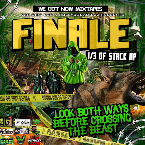 08 - FINALE (STACK UP) FT KAYO MARBILUS (AUS) - HARD WORK