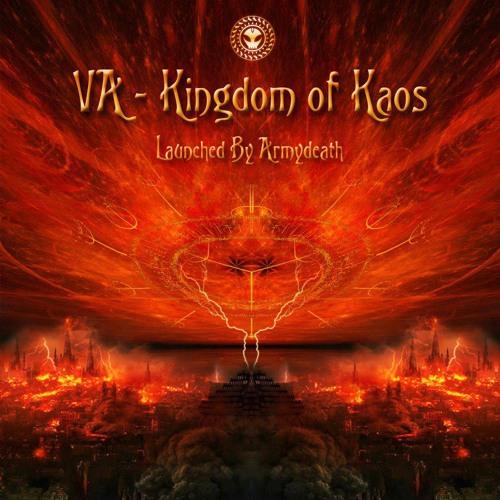 Kinetik Noise - My Forest [SAMPLE] @VA Kingdom Of Kaos by Armydeath @Kaos Krew Records