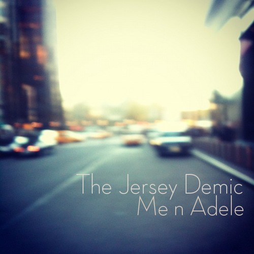Me-n-Adele - 01 - Someone Like You W Jersey Demic