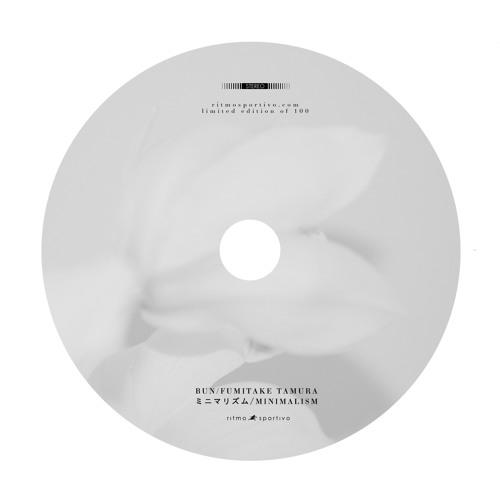 Bun / Fumitake Tamura - Minimalism Sampler (RS0018)