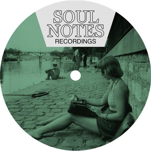 Toni Be - Burning Patterns EP (SN1205 Soul Notes)