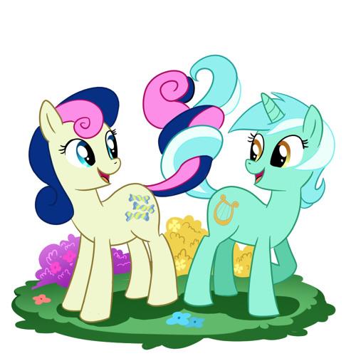 The Trix of Lyra & Bon Bon Part I