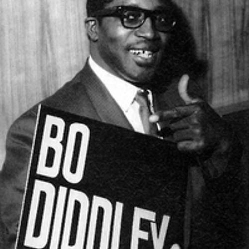 Bo Diddley - Bad Moon Rising (JR.Dynamite's Break-a-licious Edit) - AIFF!!