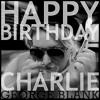 Happy Birthday Charlie
