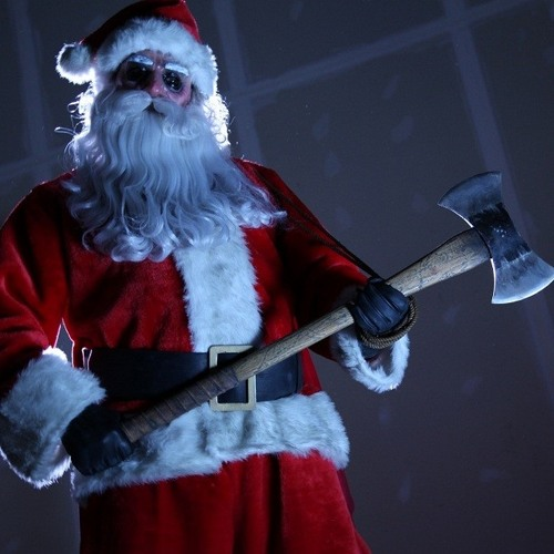 [Free Track] Nobody - Silent Night Deadly Night (Merry X-Mas From Justice Hardcore)