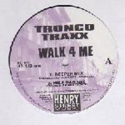 Robbie Tronco - Walk 4 Me (Di Paul 2k13 Rework)