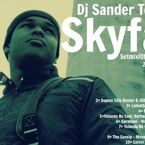 DJ SANDER TEODORO - SKYFALL SETMIX
