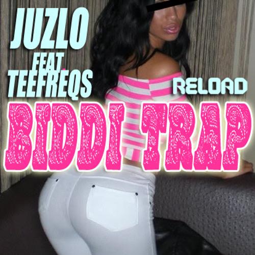 JUZLO - BIDDI TRAP- Feat.Teefreqs