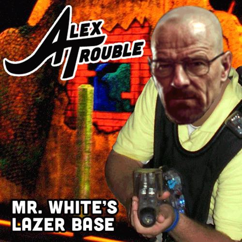 Mr. White's Lazer Base
