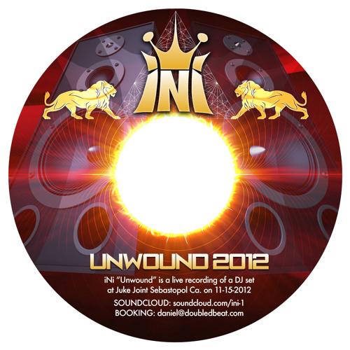 iNi. Unwound Vol.1 Live Dj Set @ Hop Monk.