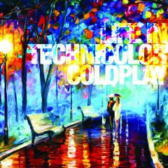 Life in Technicolor ii [Cover]