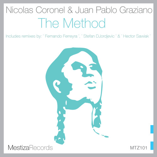 Nicolas Coronel & Juan Pablo Graziano - The Method (Stefan DJordjevic remix)