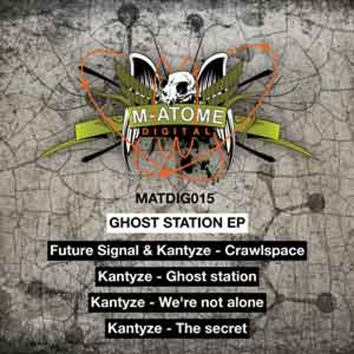 Kantyze - We're not alone MATDIG015