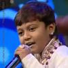 Annanoda Paatu by Aajeedh Khalique in Airtel Super Singer Junior 3