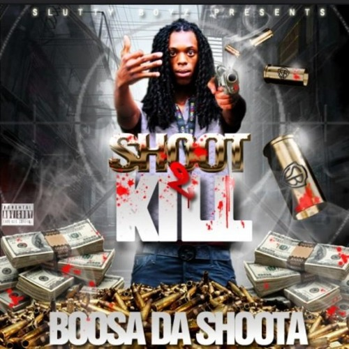 Boosa Da Shoota - GBSB Ft. Fat Trel, Fredo Santana & Chief Keef (Chopped & Screwed By 730 Jah)