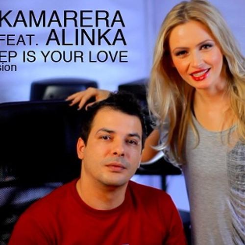 Nick Kamarera Feat. Alinka - How Deep Is Your Love (Club Radio Edit)