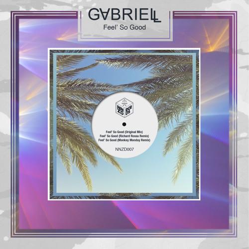 Gabriell - Feel' So Good EP Minimix (OUT 7th Jan 2013)