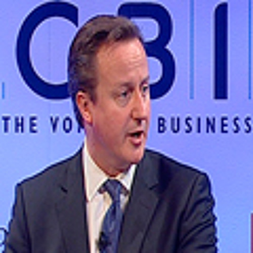 In full: David Cameron's speech to the CBI's Annual Conference