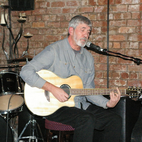 The Busker at The Blue Lantern Open Mic 10/12/12
