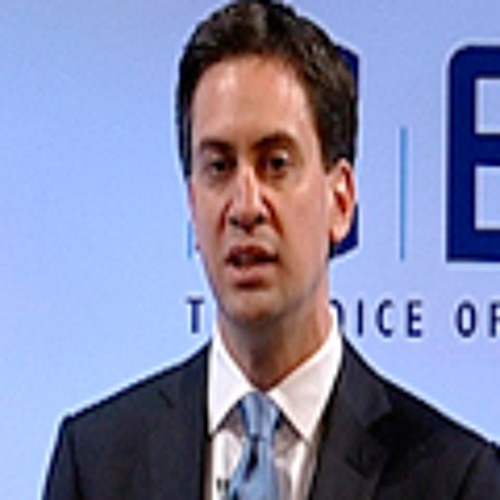 In full: Ed Miliband's speech to the CBI Annual Conference