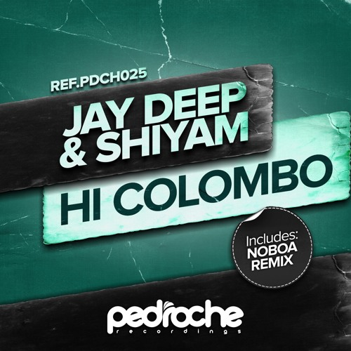Hi Colombo - Jay Deep & Shiyam [ OUT NOW ]