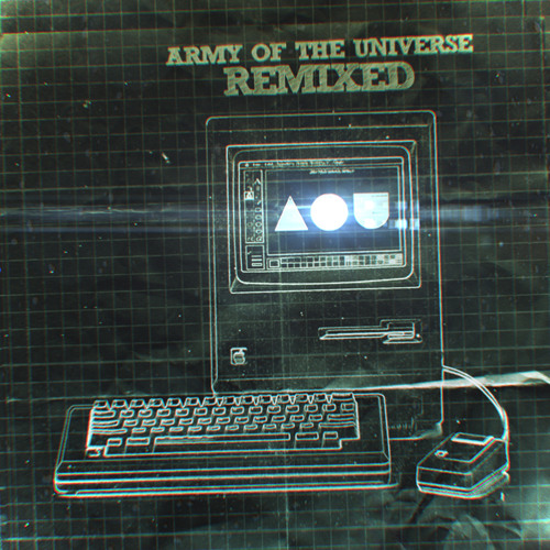"""Army Of The Universe """"Dust in the universe"""" Wingless Aeroplane Remix"""