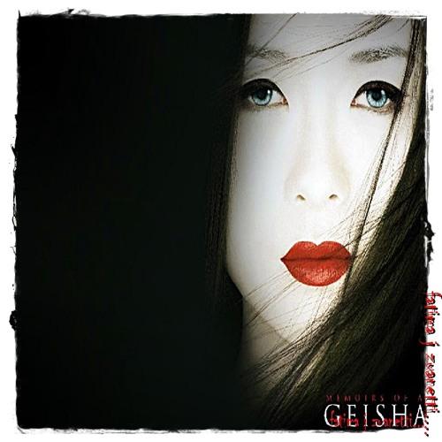 Memoirs of a Geisha - Transformation