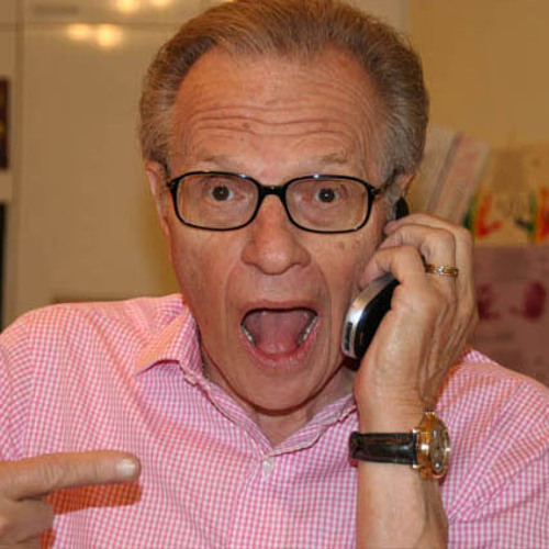 Larry King - Do You Think Neil Rogers is a Talent