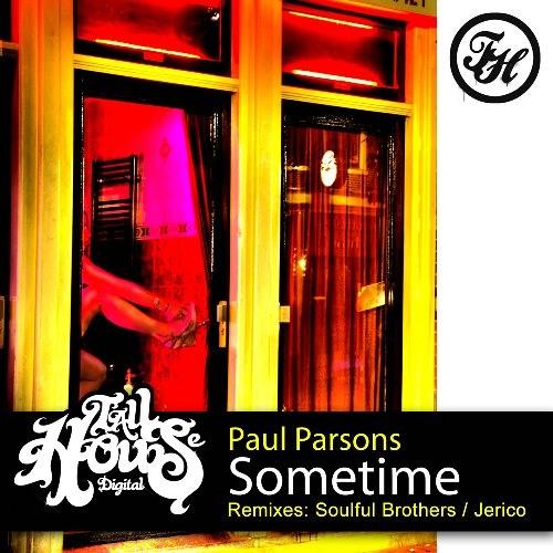 Paul Parsons - Sometime (low res mp3)
