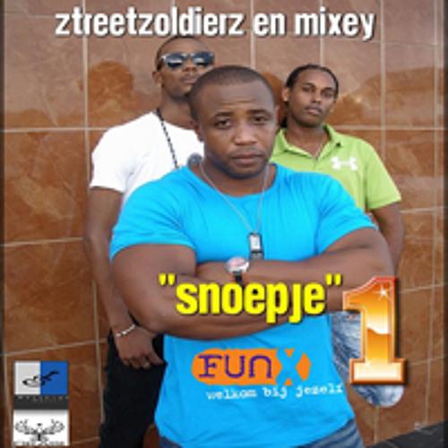 Ztreetzoldierz en Mixey - Snoepje