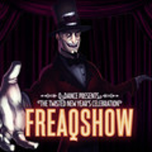 Atmozfears @ Q-dance Presents: Freaqshow Radio Top 20