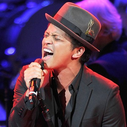 Direct from Hollywood: Bruno Mars Started Over Making Unorthodox Jukebox