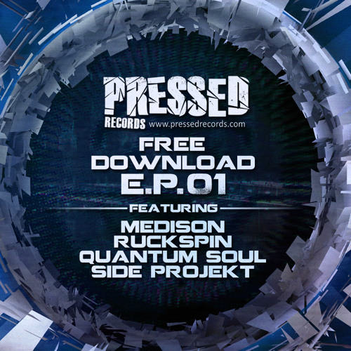 Temple - SideProjekt (Ruckspin & Medison Remix) - Pressed Records (Free Download)
