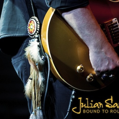 Julian Sas - From 'Bound To Roll'  -The Blues Won't Stay