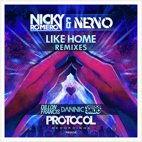 Nicky Romero & NERVO - Like Home (Gregor Salto Remix) (Preview)