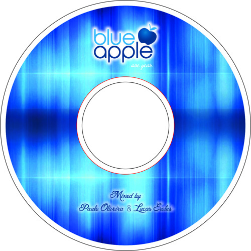 Blue Apple 1 Year Celebration Mix - Lucas Eroles & Paulo Oliveira