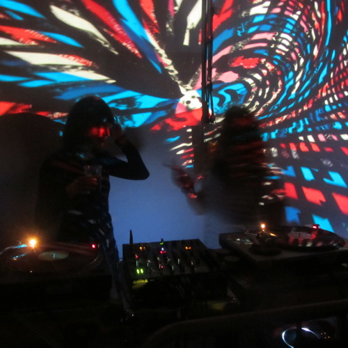 Jade Seatle & Jane Fitz together, live at NIGHT MOVES - winter 2012